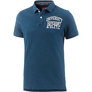 Superdry Poloshirt Herren blau