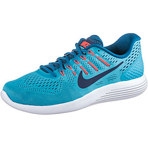 Nike Lunarglide 8 Laufschuhe Herren blau