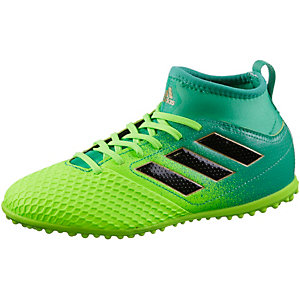 adidas ACE 17.3 TF J Fußballschuhe Kinder neongrün