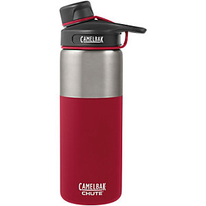 Camelbak Chute Vacuum Insulated Stainless, 20 oz Isolierflasche rot