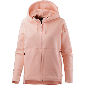 adidas stadium sweatjacke damen icey pink im online shop. Black Bedroom Furniture Sets. Home Design Ideas