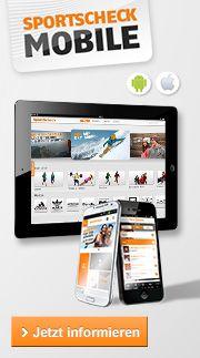 Apps von SportScheck