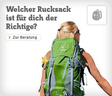 Rucksack-Berater