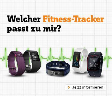 Welcher Fitness Tracker passt zu mir