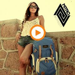 Erlebe Backpacks und Taschen von Nitro