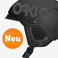 Der erste Helm von Oakley