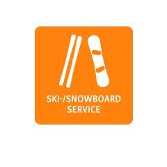 Der SportScheck Ski- und Snowboardservice