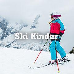Ski-Sortiment für Kinder