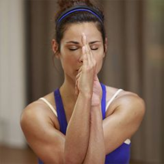 Sportoutfit Yoga Front