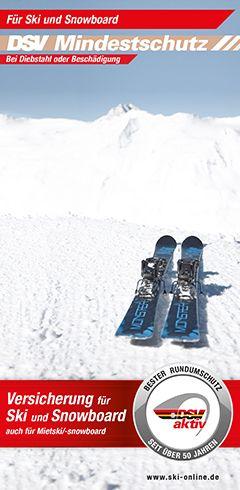 DSV Ski- und Snowboardversicherung