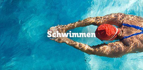 Unser Schwimmsortiment