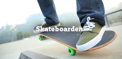 Skaterwear & Boards