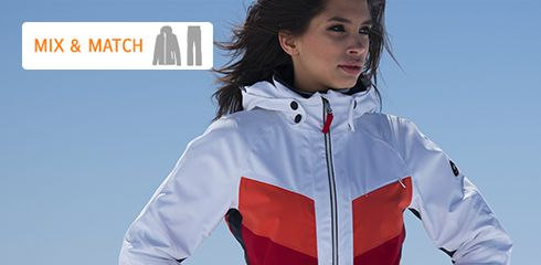 Mix & Match Skibekleidung