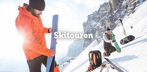Unser Skitouren Sortiment