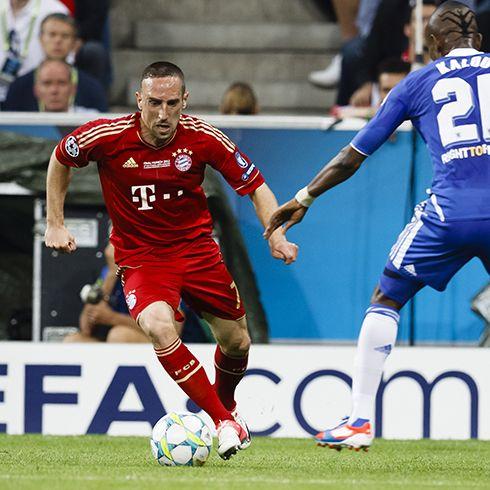 Spielertypus Dribbler wie Franck Ribery