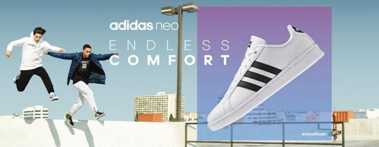 adidas neo Sortiment Banner
