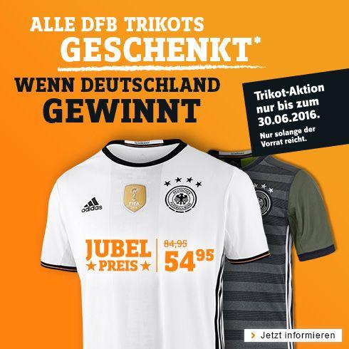 DFB Trikot Aktion