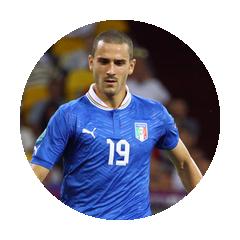 Leonardo Bonucci Italien