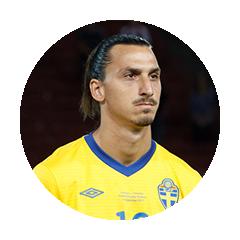 Zlatan Ibrahimovic Schweden