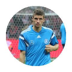 Thomas Müller Deutschland