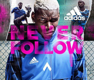 adidas Never Follow Experience Tool