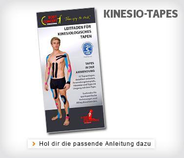 Kinesio-Tape Buch Leitfaden