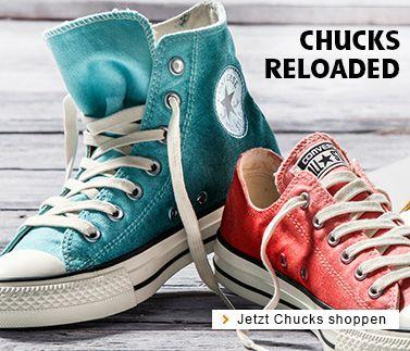 Chucks shoppen
