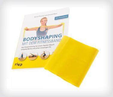 Fitnessbänder Übungsbuch