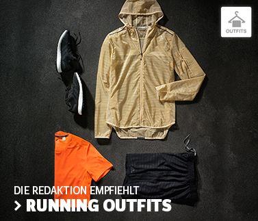 Running Outfits für Herren