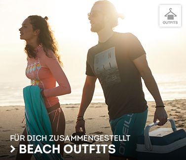 Beachoutfits für Dich zusammengestellt