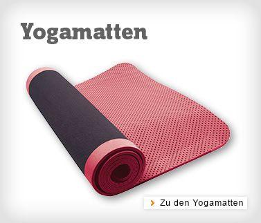Zu den Yogamatten
