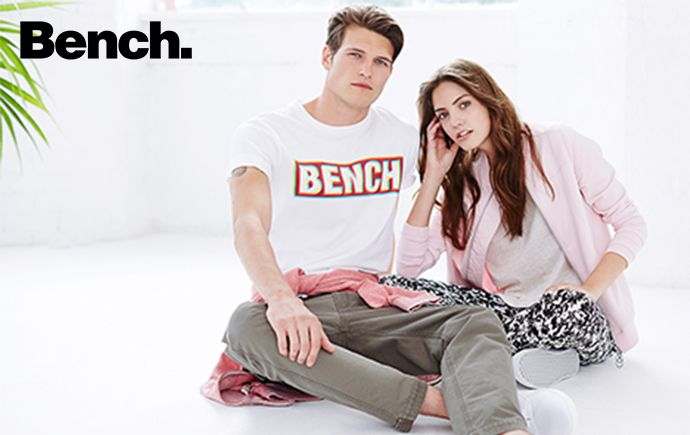 Bench Mobile Banner