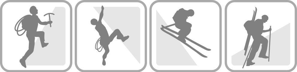Geeignet für folgende Sportarten