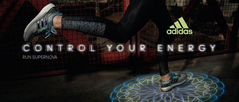 adidas Supernova Experience Tool