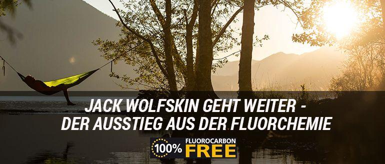 Jack Wolfskin PFC Frei