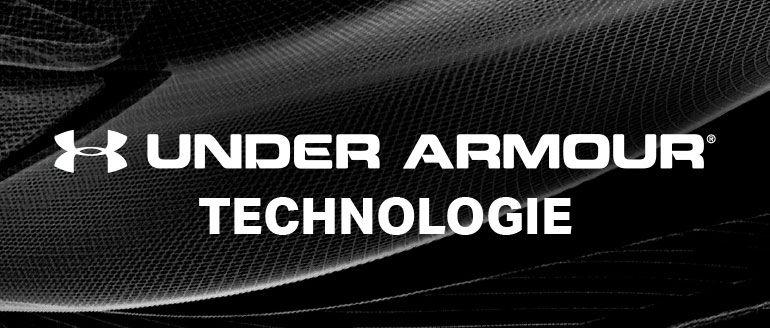 Under Armour Technologie Banner
