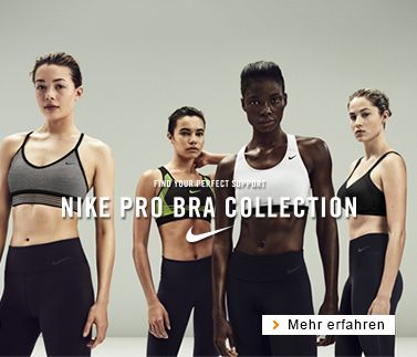 Nike Pro Bra Collection Banner