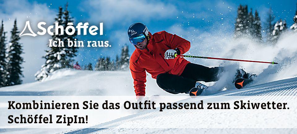 Schöffel ZipIn! im Ski