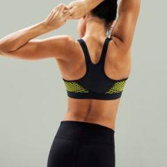 Nike Pro Classic Bra Rückenansicht