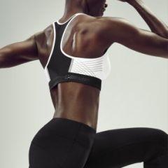Nike Pro Fierce Bra Rückenansicht
