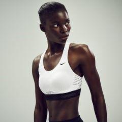 Nike Pro Fierce Bra Vorderansicht