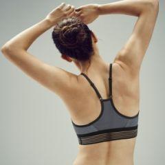 Nike Pro Indy Bra Rückenansicht