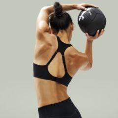 Nike Pro Rival Bra Rückenansicht