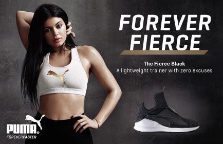 PUMA Forever Fierce Fitnessschuhe