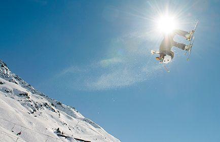 Roxy Snowboardjacken