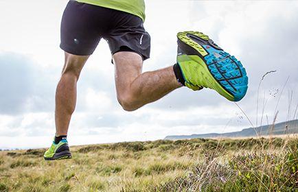 Trail Running Sortiment von Salomon