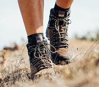 Schuhe von Jack Wolfskin
