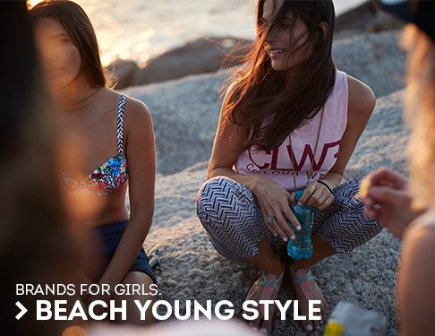 Beach Young Style