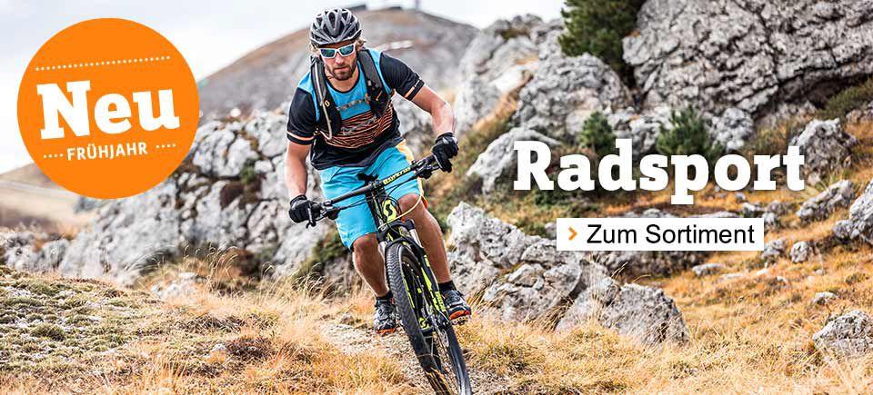 Das neue Radsportsortiment