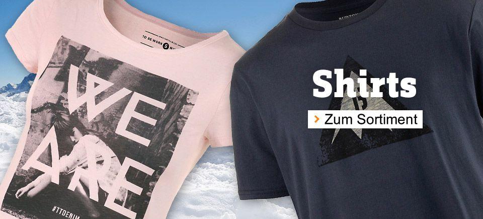 Shirt für Damen und Herren